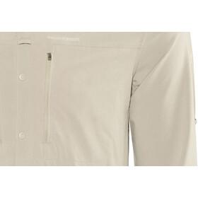 Craghoppers NosiLife Pro III Camicia a maniche lunghe Uomo, beige